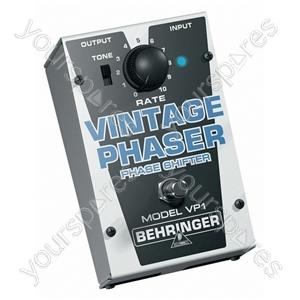 Behringer VP1 Vintage Phaser Guitar Stomp Box