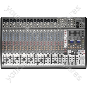 Behringer SX2442FX Eurodesk Large Format Mixer