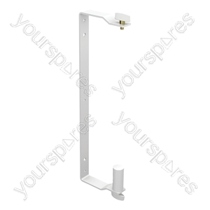 EUROLIVE WB212-WH White Wall Mount Bracket for EUROLIVE B212