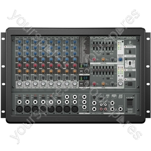 Behringer PMP1680S Europower Mixer Amplifier