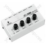 Behringer MX400 Micromix Mono Mixer