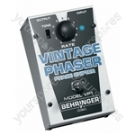 Behringer VP1 Vintage Phaser Guitar Stomp Box
