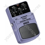 Behringer TO100 Tube Overdrive Guitar Effects Pedal