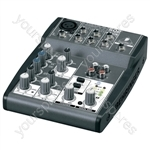 Behringer 502 XENYX 502 Small Format Mixer