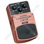 Behringer CL9 Compressor Limiter Guitar Effects Pedal