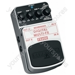 Behringer FX600 Digital Multi-FX FX600 Guitar Effects Pedal
