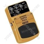 Behringer SF300 Super Fuzz Guitar Effects Pedal