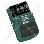 Behringer UV300 Ultra Vibrato Guitar Effects Pedal