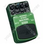 Behringer EM600 Echo Machine Guitar Effects Pedal
