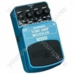 Behringer TM300 Tube Amp Modeller Guitar Effects Pedal