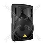 """Behringer B215D Eurolive 15"""" Active Speaker Cabinet - Colour Black"""
