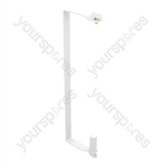 """Behringer WB215-WH 15"""" Wall Bracket for B215-WH"""
