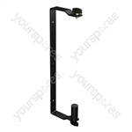 EUROLIVE WB212 Black Wall Mount Bracket for EUROLIVE B212