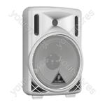 "Behringer B208D Eurolive 8"" Active Speaker Cabinet - Colour White"