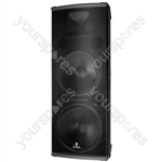 """Behringer B2520 Eurolive 2x15"""" Speaker Cabinet"""