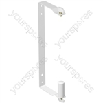 EUROLIVE WB210 White Wall Mount Bracket for B210 Series Speakers