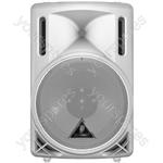 "Behringer B212D Eurolive 12"" Active Speaker Cabinet - Colour White"