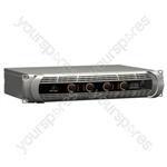 Behringer NU4-6000 iNuke  Stereo Slave Amplifier 4x1500W