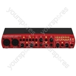 Behringer FCA610 Firepower FCA610 USB/FireWire Audio Interface