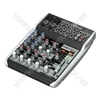 XENYX QX1002USB Premium 10 Input 2 Bus Mixer with British EQs, 24 Bit Multi-FX Processor and USB/Audio Interface