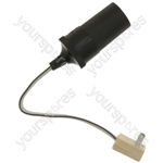 Adapt-It Cigar Socket To Type 2-Pin Plug Adaptor
