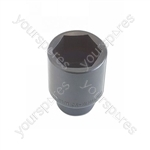 Deep Impact Socket - 40mm - 1/2in. Drive