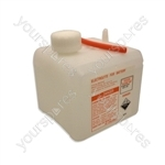500cc Battery Electrolyte Bottle - 500ml