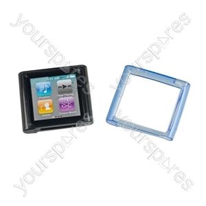 iPod Nano 6g -deluxe Tpu Case - Black