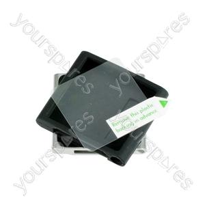iPod Nano 6g -silicone Case - Black