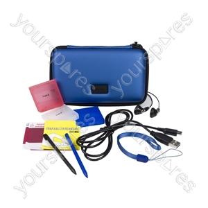 DSi Starter Kit - Blue