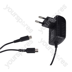 Dual Power Adaptor - (Euro Version)