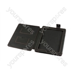 iPad Folio Case Stand - Black