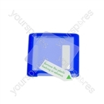 iPod Nano 6g -silicone Case - Blue