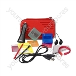 DSi Pro Pack - Red