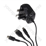 4-in-1 AC Power Adaptor (UK )