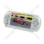 PSP3000 Silicone Case + Screen Gaurd - Clear