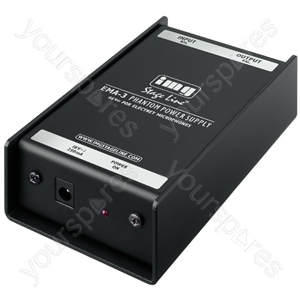 Phantom Supply - 48 v Phantom Power Supply