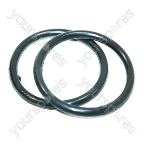 Hoover Pack of 2 Vacuum Cleaner Agitiator Belts (V5)