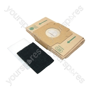 Hoover High Filtration Bags (H7+)
