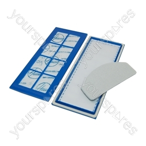 Hoover Carbon Anti-Odour Filter Kit (U6)
