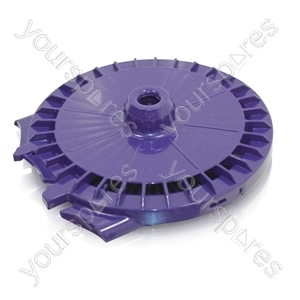 Post Filter Lid Purple Dc07