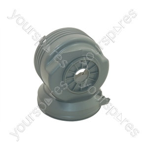 Dyson DC04 Vacuum Cleaner Motor Housing Grey