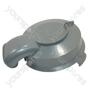 Motor Inlet Cover Steel