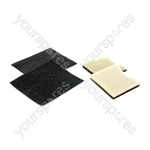 Hoover Vacuum Standard Filter Kit