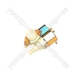 W/valve Double Sensor W/d