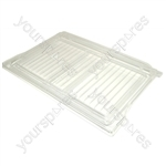Candy Lower Clear Plastic Fridge Shelf
