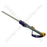 Wand Handle Grey/purple Dc03
