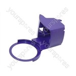 Valve Carriage Purple Dc04