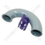 U Bend Assembly Silver Purple