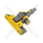 Contacthead Steel Yellow